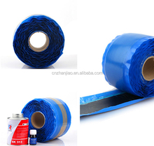 Conveyor Belt Cold Repair Fabric Reinforced Rubber Band & adhesive strips