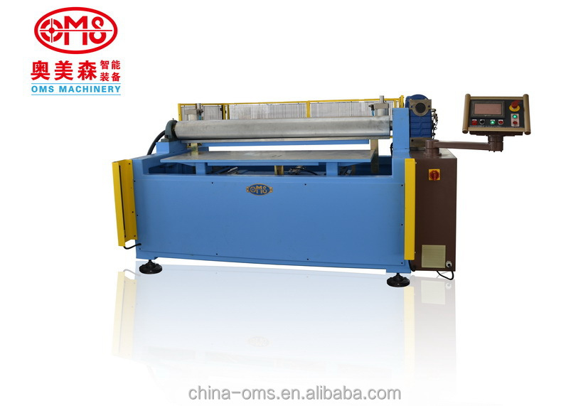 forming machine heat exchange L shape condenser bending machine