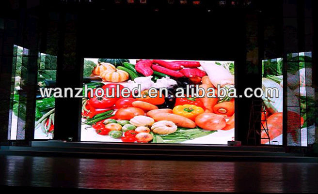 Retop outdoor DIP advertising /fixed LED display/screen