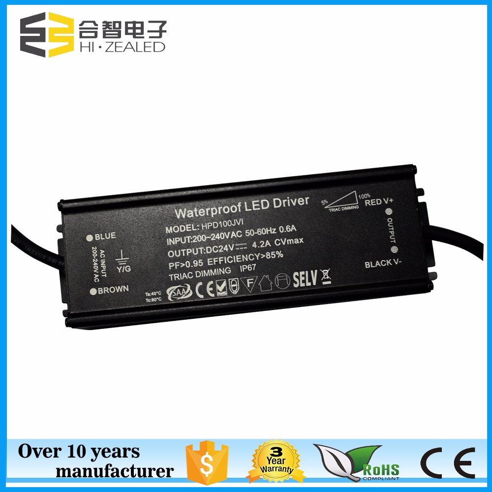 led driver 50w 3200ma led driver factory for outdoor waterproof led driver made in China