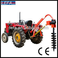 Tractor portable used earth augers