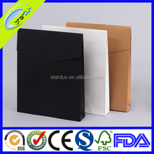 Customized Printing C6 Envelope With Gusset Thickness , Packaging Envelope