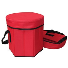 Newly iceless waterproof dry whole food delivery collapsible insulated cooler bag