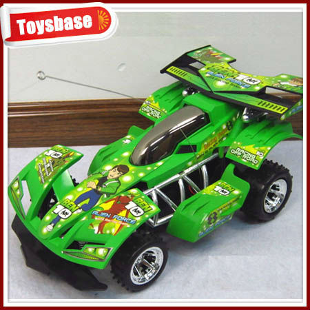 Ben10 toys new,4ch ben rc racing car