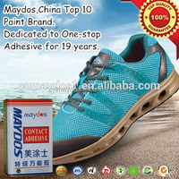 Neoprene based high strength contact adhesive glue for shoes