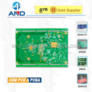 Electronic PCB production