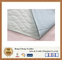 Reusable incontinence underpad with TPU laminated
