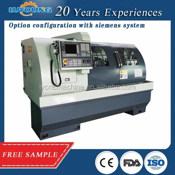 China Factory Headman Economic CNC Lathe Machine ck6140