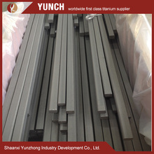 Titanium Solid Square Bars Size For Your Customized
