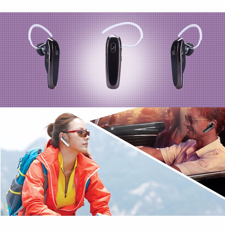 More Popular Easy Operation Practical Mono Bluetooth Earphone
