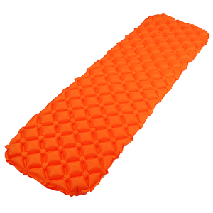 2018 Nylon TPU Honeycomb inflatable camping mat