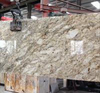 tropical gold granite, tropical granite, tropical brown granite countertops