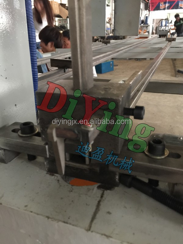 Hydraulic Automatic Stainless Steel Cnc Hole Pipe Tube Punching Machine