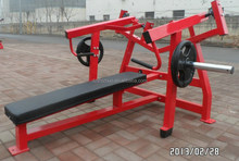 Hammer strength fitness equipment Lateral Horizontal Bench Press HZ28/bench press dimensions/bench press