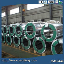 small spangle galvanized steel sheet in coils