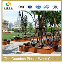 new arrival outdoor trailer decks cheap used wood plastic composite decking