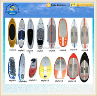Whole Inflatable Stand up paddle board, SUP board ,Inflatable Paddle Board