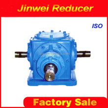 T series 4 : 1 ratio gearbox / right angle gearbox