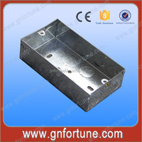 Low Price 2 Gang Double gang Electrical Iron Box