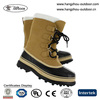 Men's Insulated Nubuck Tan Winter Boots