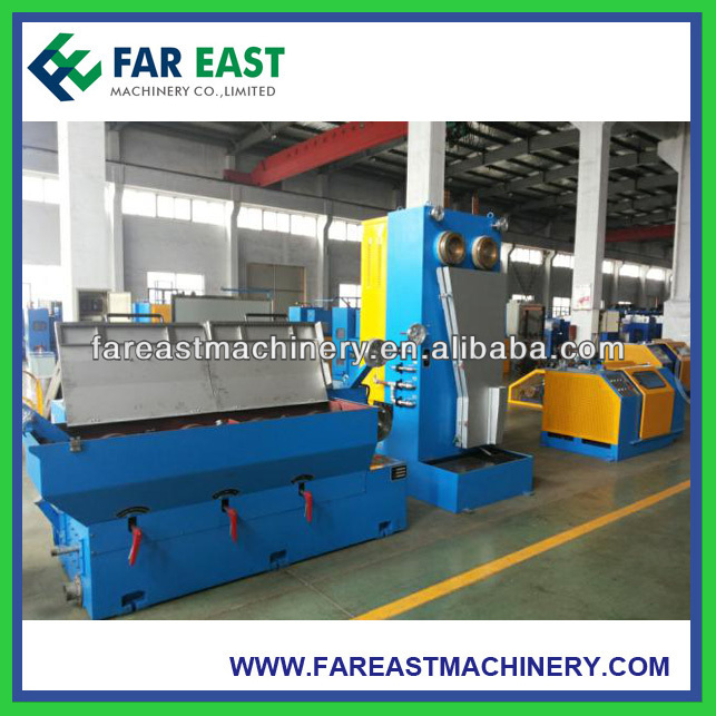 Intermediate/Fine Copper Wire Drawing Mill