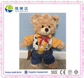 Plush Soft Custom Cowboy Teddy Bear