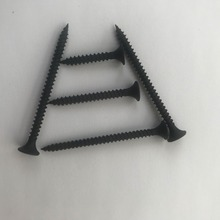 High Quality Iron Material Phosphided Drywall Screws With Black