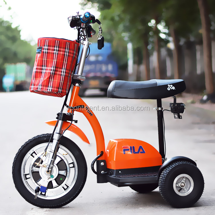 cheap electric cargo scooter/ 3 wheel motorcycle for sale