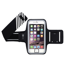 Custom Logo Neoprene Reflective Sport Running Armband for Apple IPhone 7 Unlocked