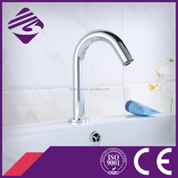 JN22010 AC/DC Chrome and Golden Automatic Sensor Bathroom Basin Mixer