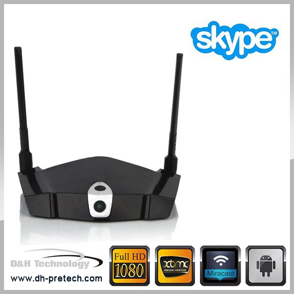 deft and professional design XBMC/DLNA/WIFI android 4.4 tv box video watch online