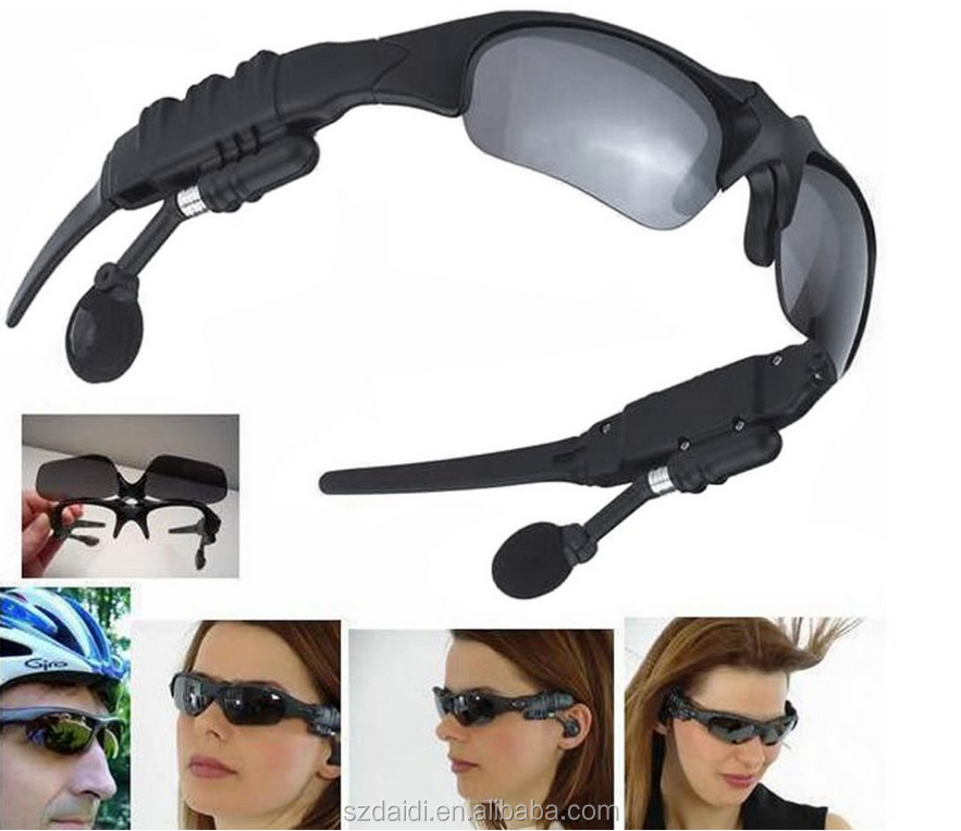 Wireless bluetooth sunglasses ,bluetooth handfree glasses