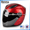Modern Red Half Helmet for Motorcycle, Electrombile Helmet for Spring & Autumn Weather, Hot Sell !!