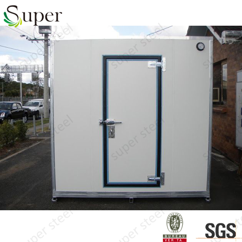 Camlock Installation Whole Cold Storage Room Unit