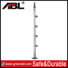 ABL glass fixing balustrade/railing balustrades/glazed balustrade