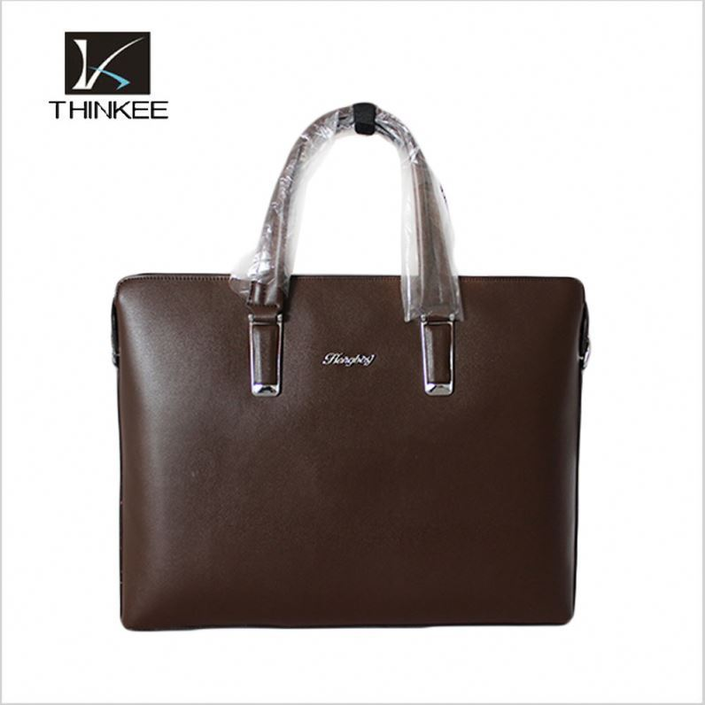 100% Italian Genuine Leather Mens Leather Messenger Bag