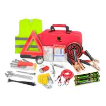 Hot Sale in Amazon New Design Car breakdown Kit safety Emergency Tools