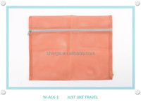 Travel Storage Mesh Bag With Zipper