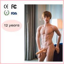 Hot selling 160cms life sized silicone real male sex dolls for women