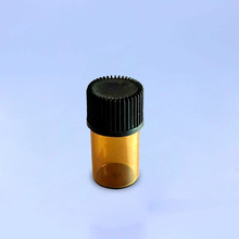 Cheap Wholesale Brown Medicinal Glass Medical Vial
