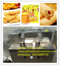 SH-16 Factory supplier wholesale corn stick puffed snack food making machine