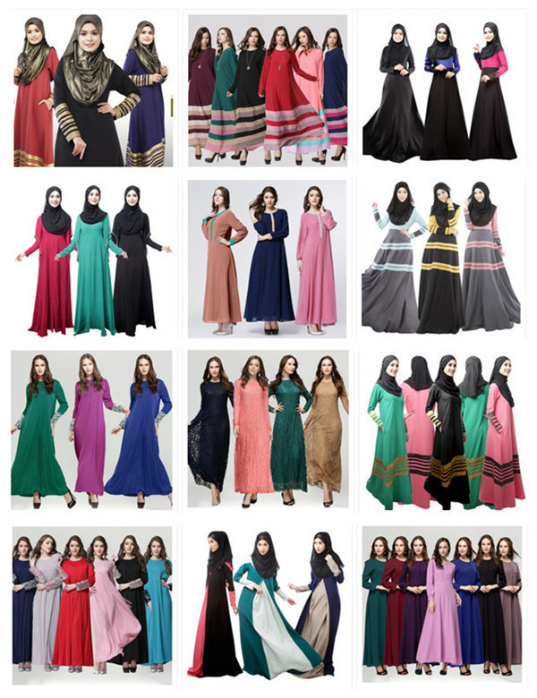 women open abaya 6165a1bde053