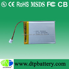High quality Replacement 3.7V Battery For phone and camera