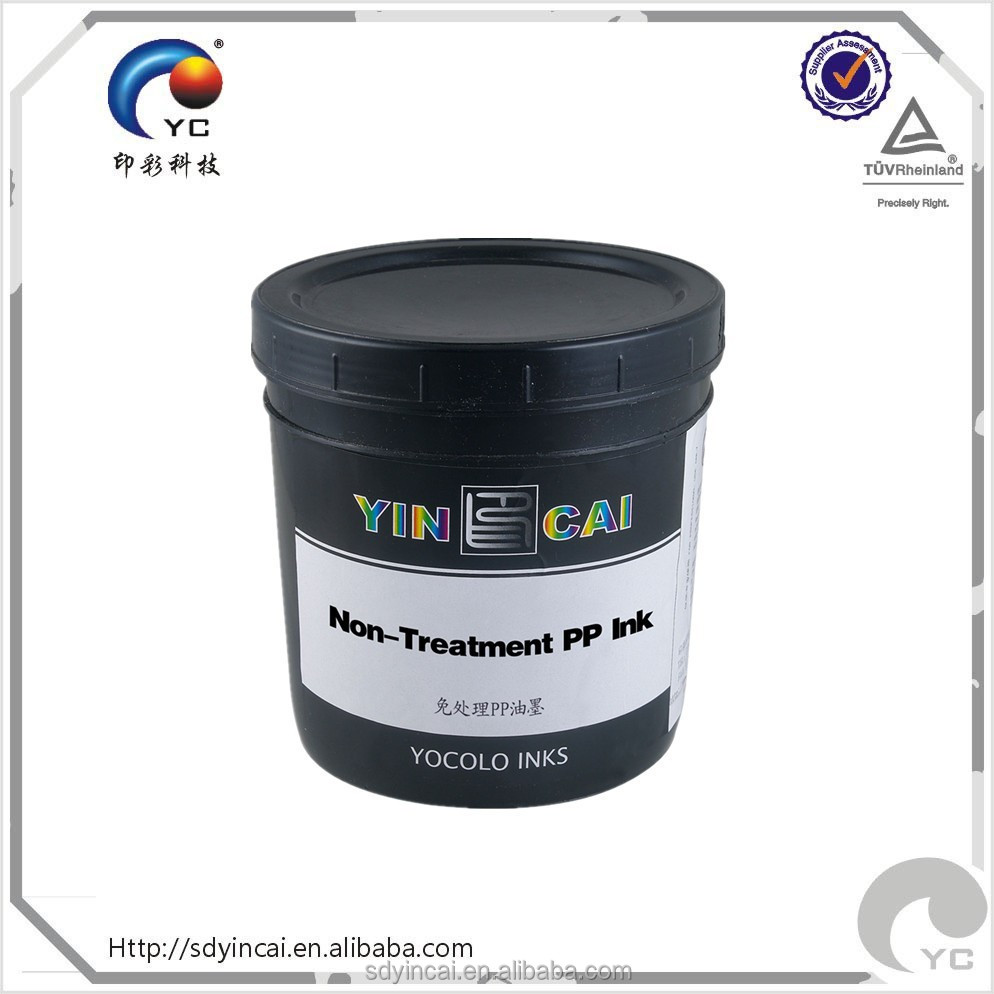 silk screen printing pp ink manufacturer