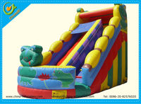 commercial inflatable water slide