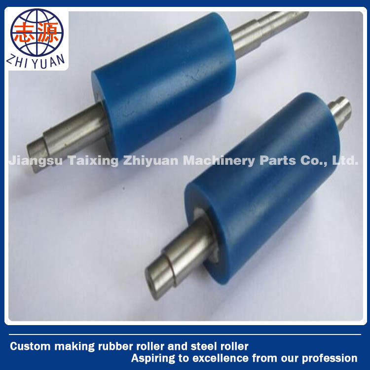 Silicone Rubber roller friction roller pressure roller on alibaba