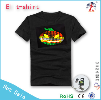 promotion men's t shirt advertising t shirt o-neck el t shirt in Men's T-Shirts