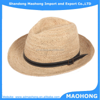 Most popular designer panama raffia straw hat