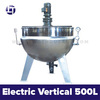 TT-JK-EVR500 500L Vertical Electric Kettle Sugar Melting Pot with Mixer