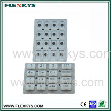 High Quality Silicone Rubber Keypad with Printing Graphics